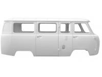Каркас кузова (микроавтобус) карб/инж под щиток с/о, крепление н/о белая ночь