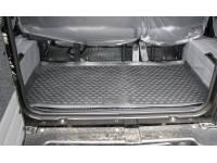 Коврик в багажник УАЗ Хантер Novline