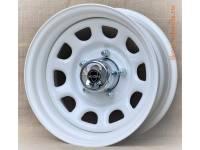 Диск колесный Р16 УАЗ IKON SNC043 ET- 22 5х139,7 8х16 белый