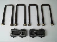 Комплект для лифта (рессора/мост) 30 мм УАЗ Хантер, Патриот