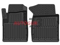 Коврики салона резиновые передние 3D Standart УАЗ Патриот (2007-2014 г) (2 шт) SRTK