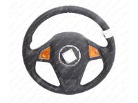 Колесо рулевое Патриот КЕЛЬТ с деревян.вставками (3163-00-3402015-00)
